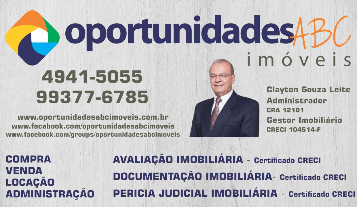 Oportunidades ABC Site Galeria
