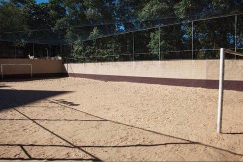 Quadra Futebol de Areia