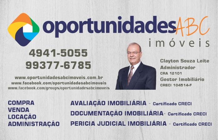 Banner Oportunidades ABC Imagem Destacada