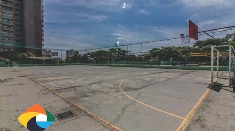 Marquesa de Santos quadra poliesportiva 1