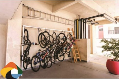 Morada das Flores Bicicletário