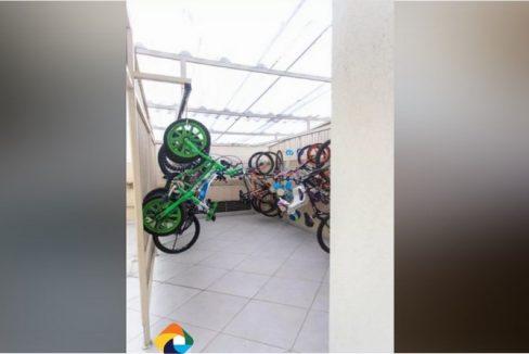 Bicicletário 1