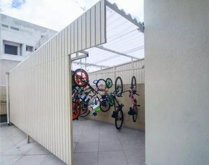 Bicicletário 2