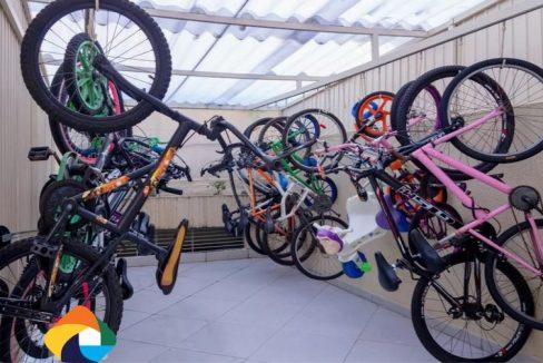 Bicicletário 3